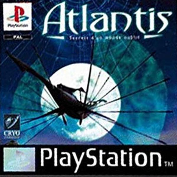 Használt Atlantis PS1 játék