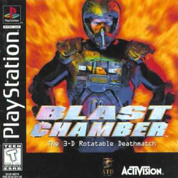 Használt Blast Chamber PS1 játék