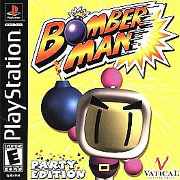 Használt BomberMan PS1 játék