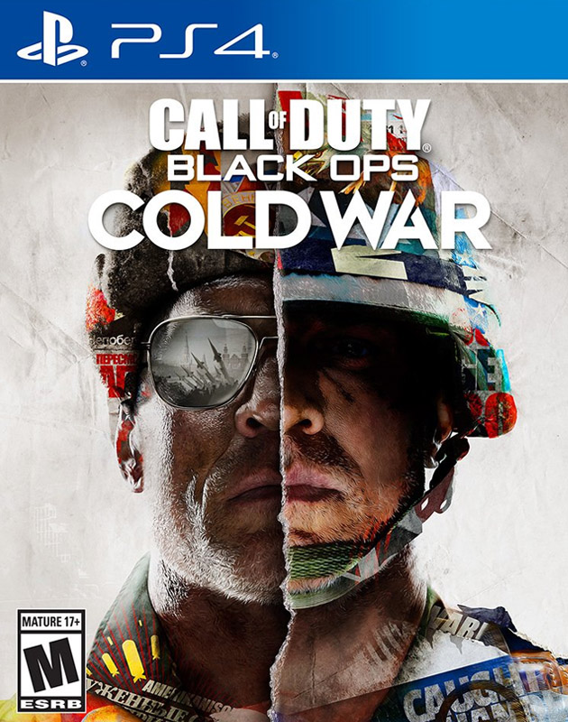 Call of Duty: Black Ops Cold War PS4 játék