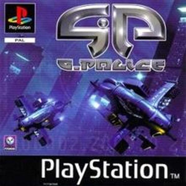 G-Police eredeti PS1 játék