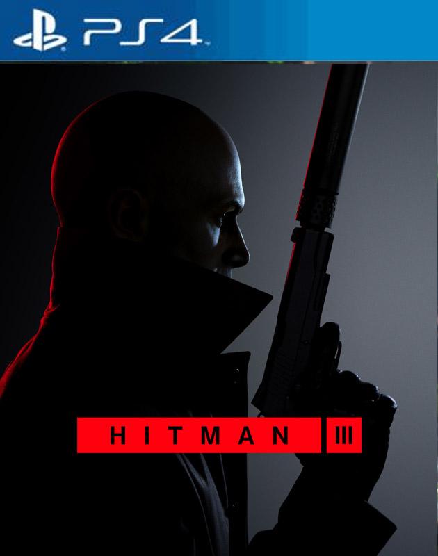 Hitman 3 PS4 játék