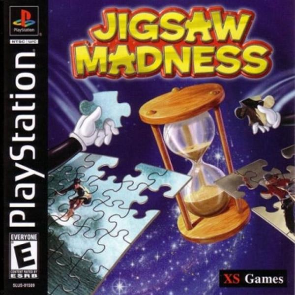 Jigsaw Madness Használt PS1 játék