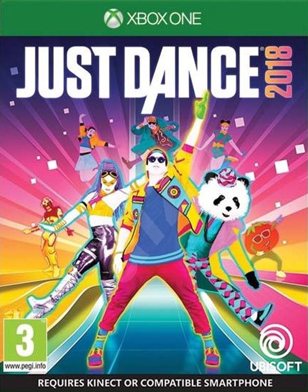 Just Dance 2018 Xbox One játék