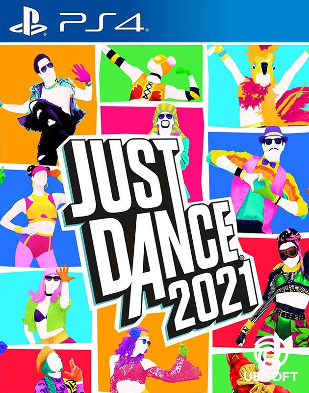 Just Dance 2021 PS4 játék