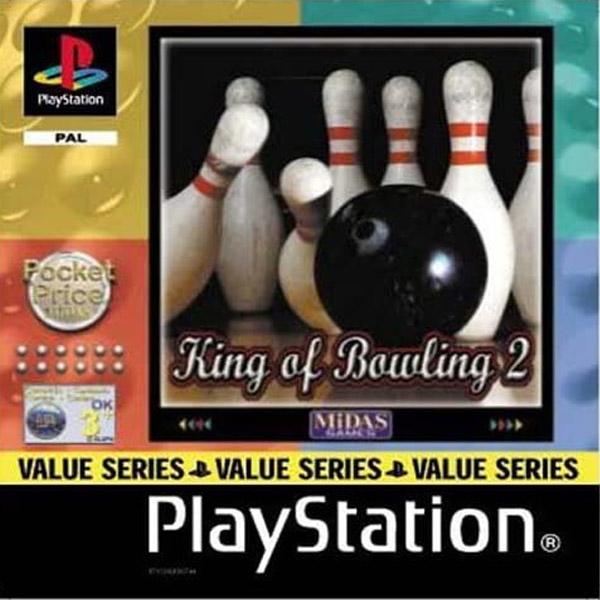 King of Bowling 2 Használt PS1 játék