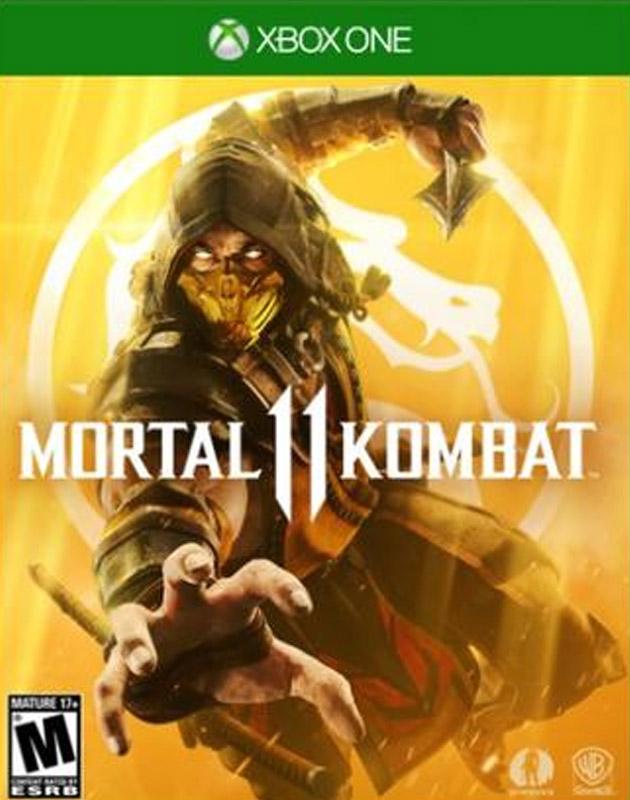 Mortal Kombat 11 Xbox One játék