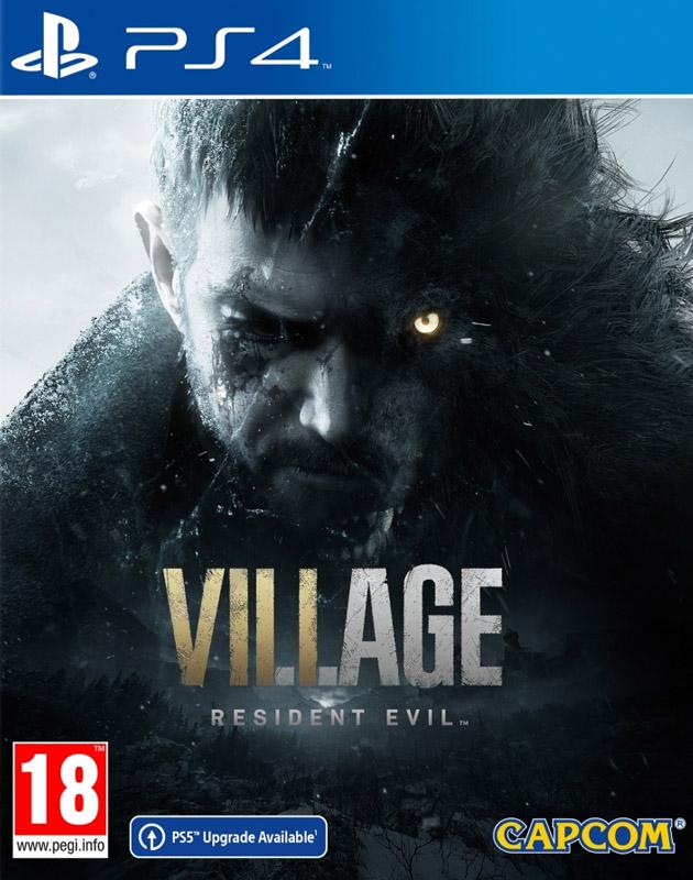 Resident Evil 8 Village PS4 játék
