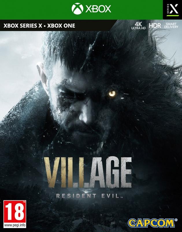 Resident Evil 8 Village Xbox One játék