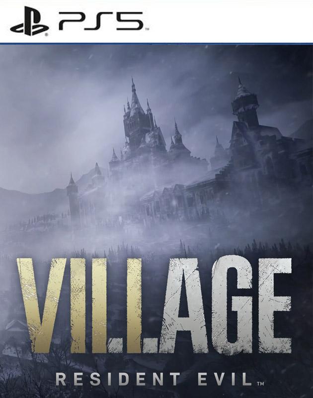 Resident Evil 8 Village PS5 játék