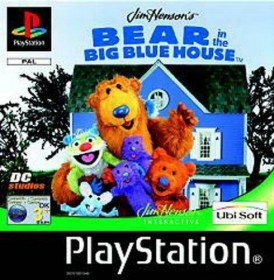 Ps1 Bear in The Big Blue House