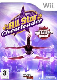 all_star_cheerleader_nintendo_wii_jatek