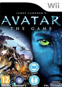 avatar_the_game_nintendo_wii_jatek