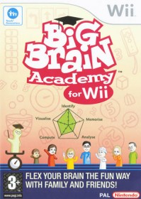 big_brain_academy_for_wii_nintendo_wii_jatek