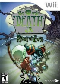 death_jr_root_of_evil_nintendo_wii_jatek