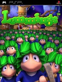 lemmings_psp_jatek
