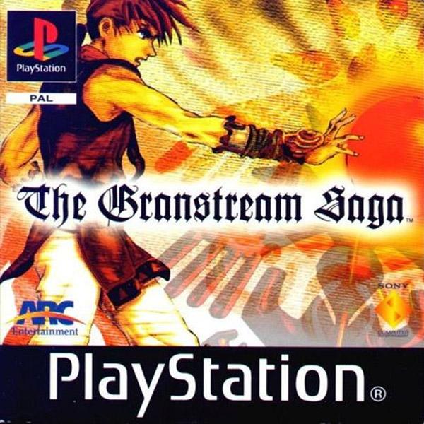 Használt The Granstream Saga PS1 játék