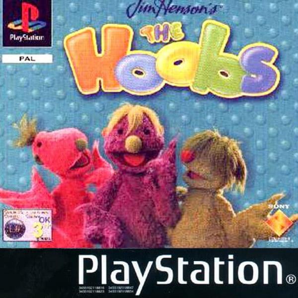 The Hoobs Használt PS1 játék