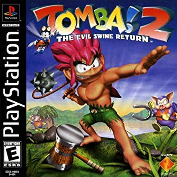 Használt Tombi! 2 (Tombi 2) PS1 játék