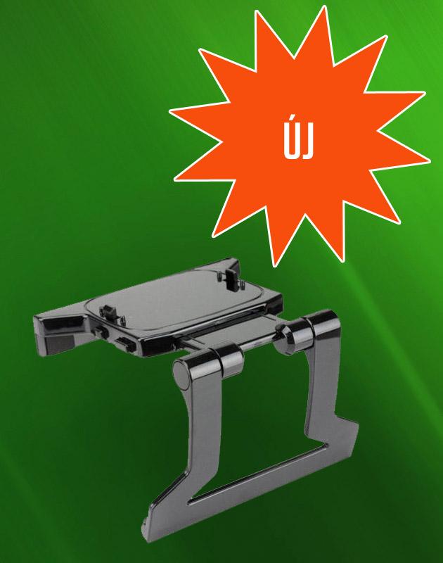 Xbox 360 konzol, Kinect TV clip (csíptető), új termék