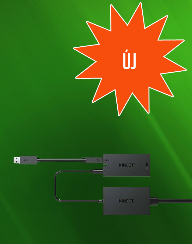 Új Xbox One Kinect adapter