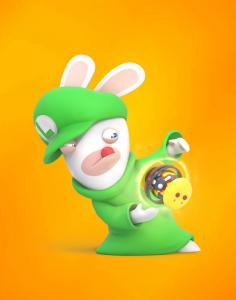 Mario + Rabbids Kingdom Battle Liugi figura_product