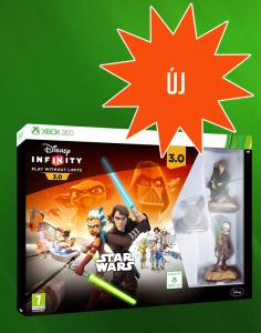 Új Disney Infinity 3.0 Edition Star Wars Starter Pack Xbox 360_product_product_product