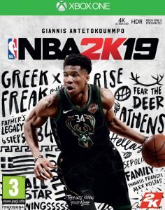 Új Xbox One NBA 2K19_product