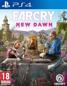 Új Ps4 Far Cry New Dawn_product